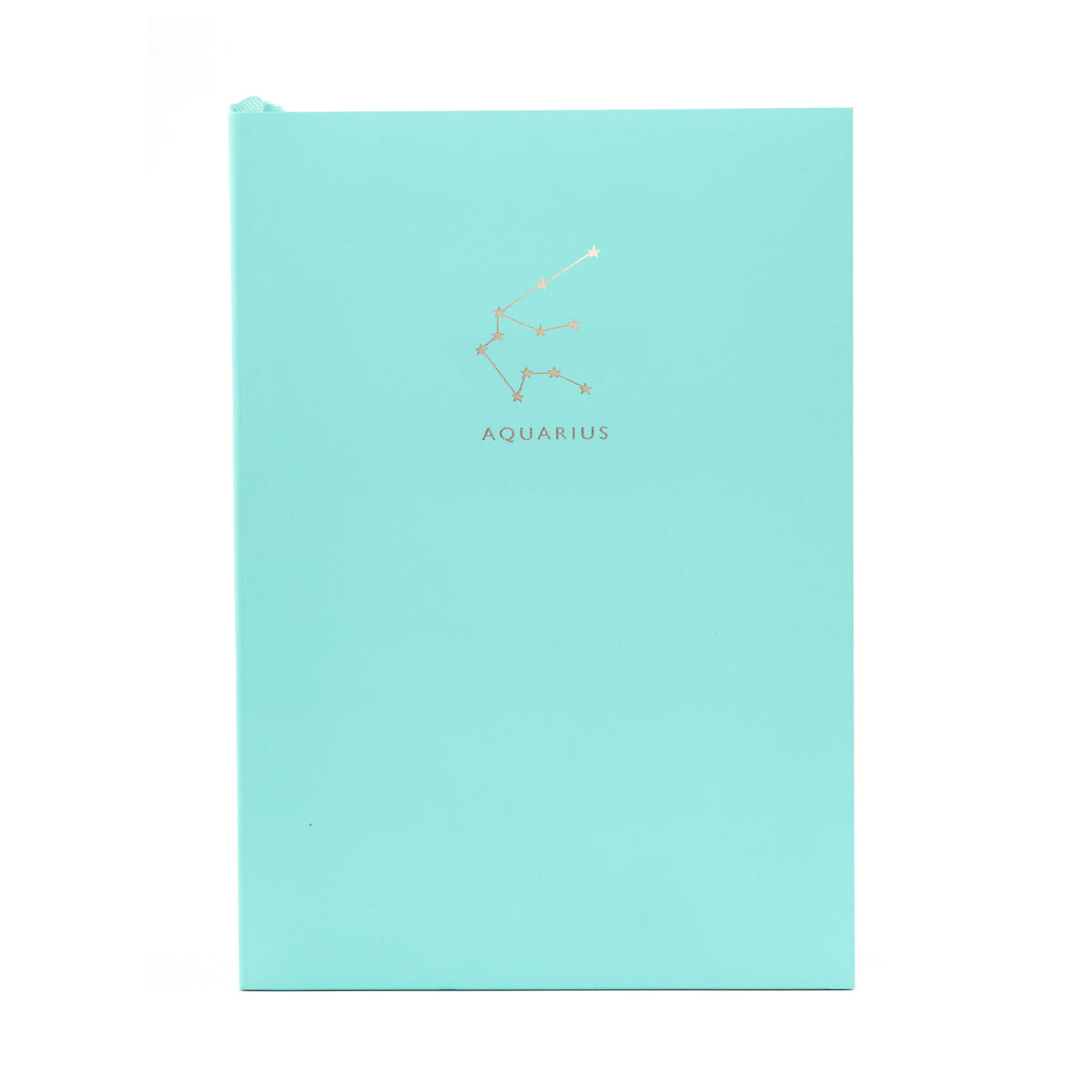 ZODIAC CONSTELLATION A5 Notebook - Aquarius