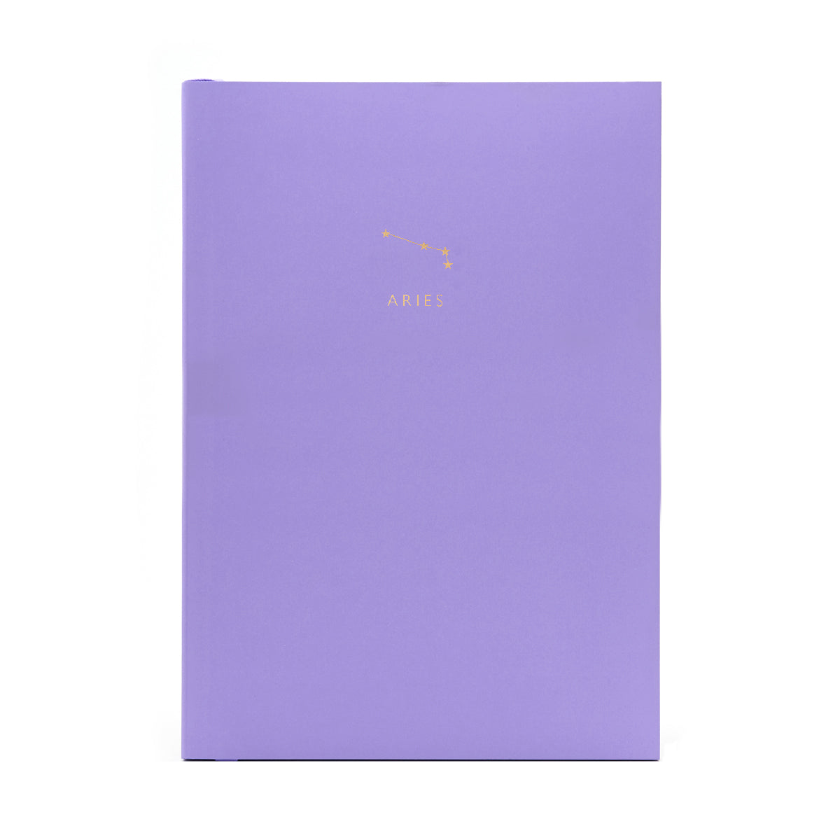 ZODIAC CONSTELLATION A5 Notebook - Aries