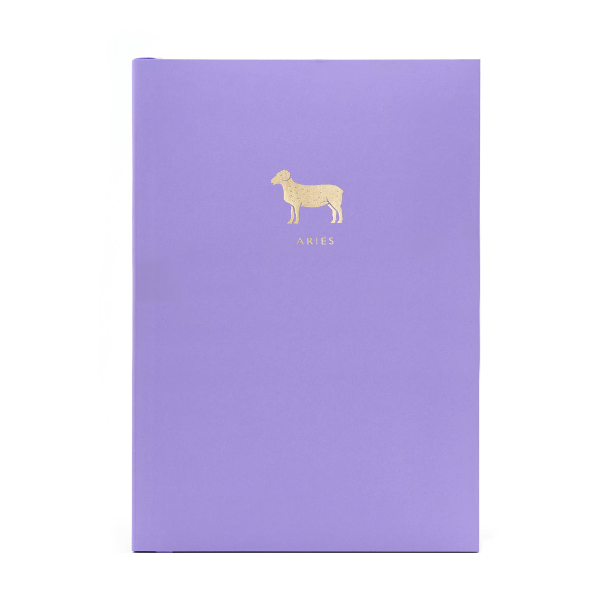 ZODIAC A5 Notebook - Aries