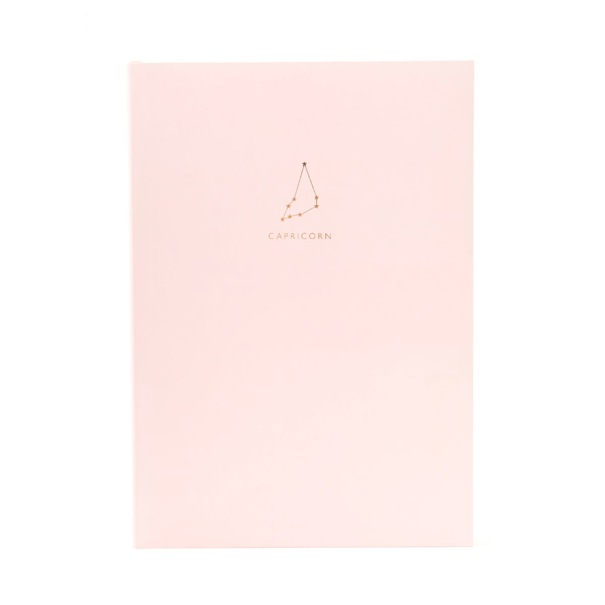 ZODIAC CONSTELLATION A5 Notebook - Capricorn