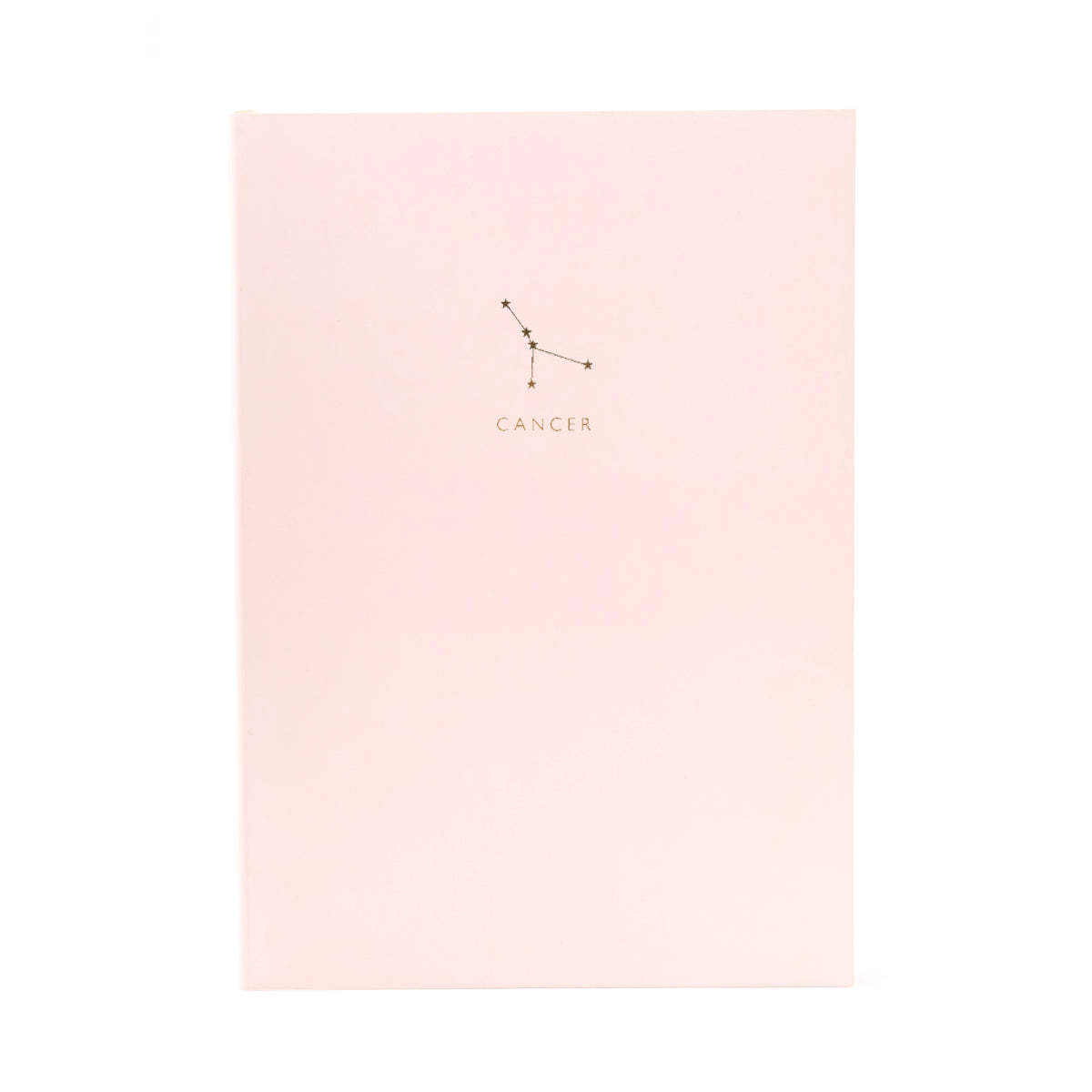 ZODIAC CONSTELLATION A5 Notebook - Cancer