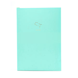 ZODIAC CONSTELLATION A5 Notebook - Gemini