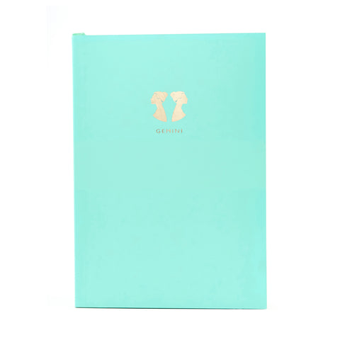ZODIAC A5 Notebook - Gemini