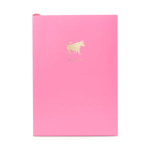 ZODIAC A5 Notebook - Taurus