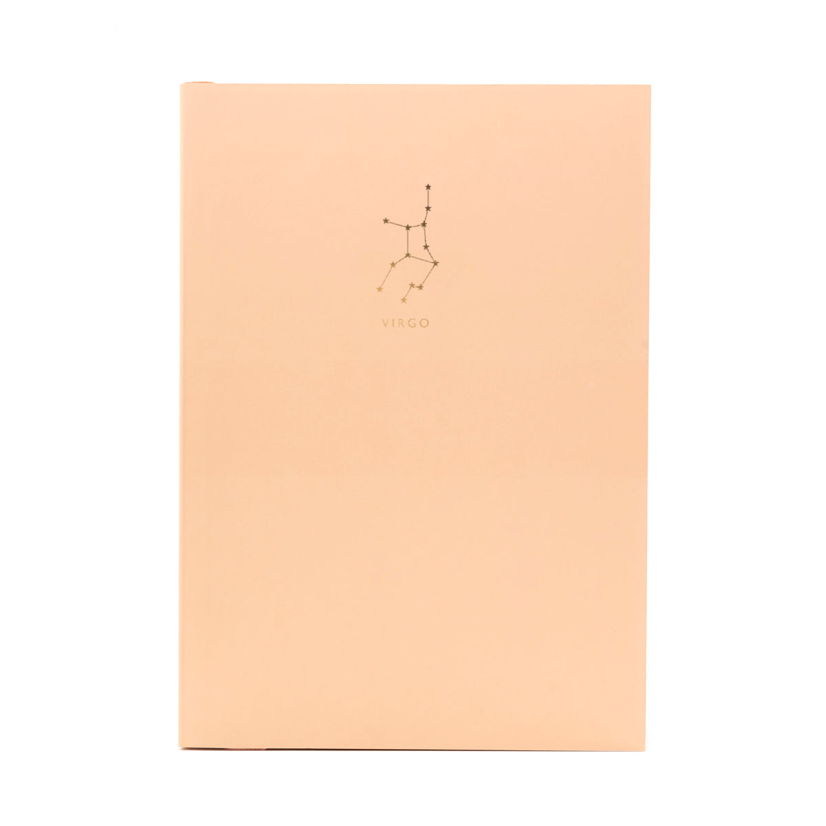 ZODIAC CONSTELLATION A5 Notebook - Virgo