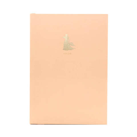 ZODIAC A5 Notebook - Virgo