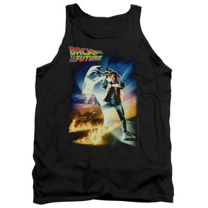 Back To The Future - Poster Tank
