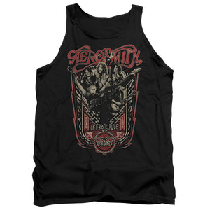 Aerosmith - Let Rock Rule Tank