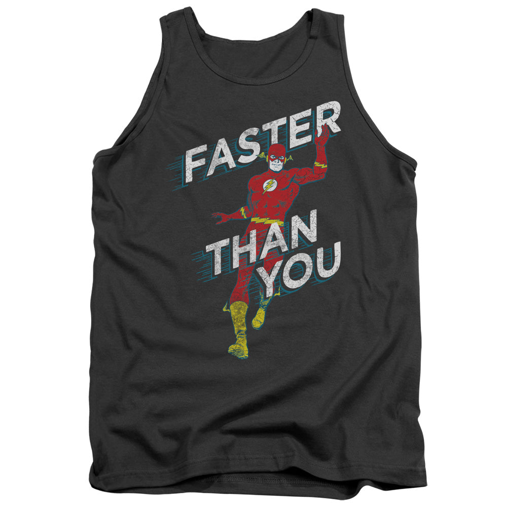 Faster Than You Tank