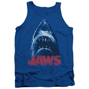 Jaws - From Below Tank
