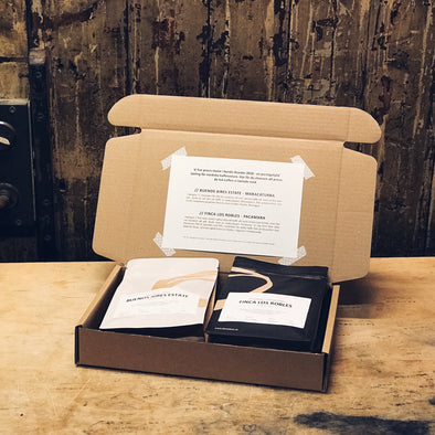 Nordic Roaster competition box