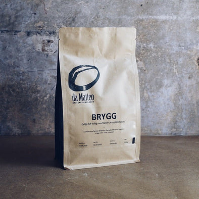 BRYGG - our full bodied filter blend
