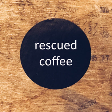 Rescued Coffee: Maracaturra - competition coffee
