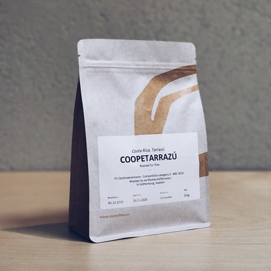NRF Competition Coffee 2019 - Hybrid