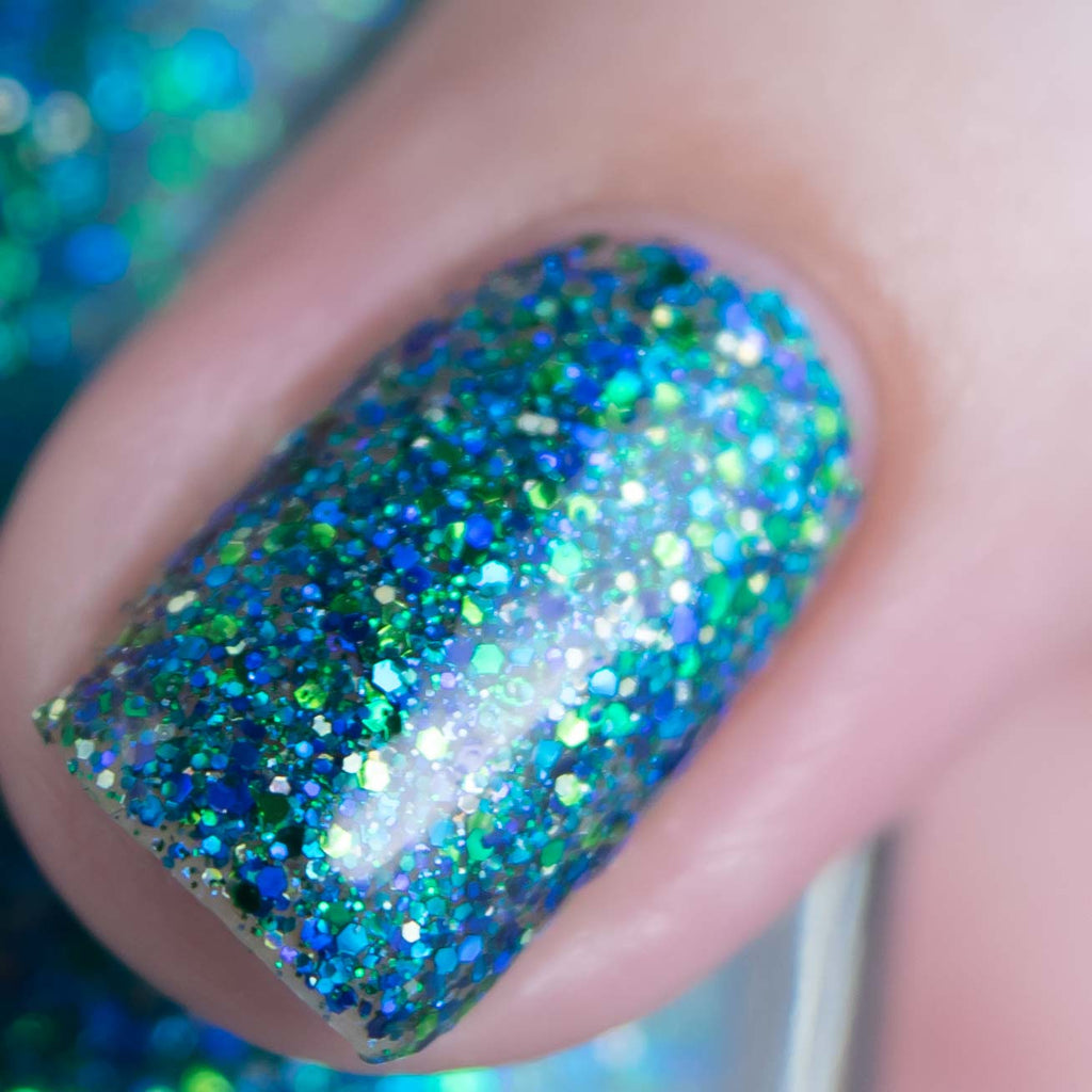 Mckfresh Azurite Or Are You Wrong? Nail Polish