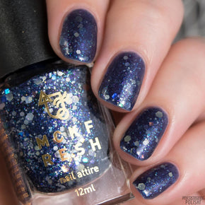 Mckfresh Bright City Lights Nail Polish