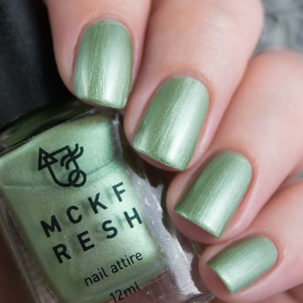 Mckfresh Chromic Forest Nail Polish