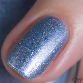 Mckfresh Dusk Over Water Nail Polish