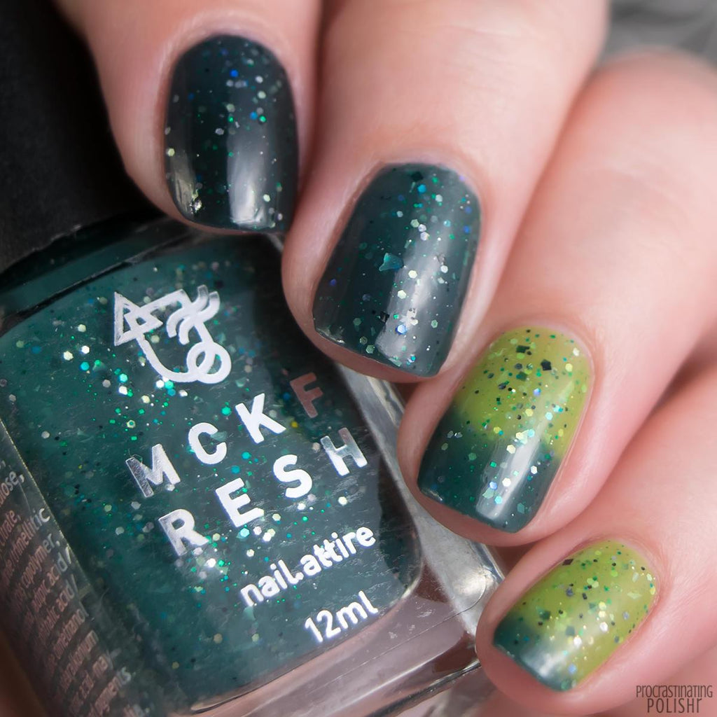Mckfresh House of the Cunning Nail Polish