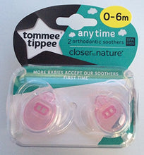 Tommee Tippee Orthodontic Silicone Soother - Momitall.net