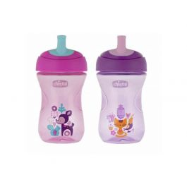 Chicco Advanced cup 12m+ PACK2 -GIRL/ Boy