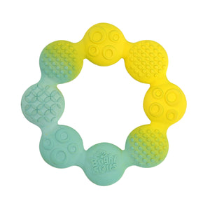 Bright Starts Natural Rubber Ring Teether