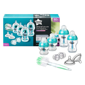 Tommee Tippee Newborn Bottle Starter Set  -Anti Colic