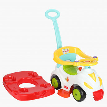 Fisher Price 4-in-1 Ride On Rocker Car