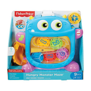 Fisher Price Hungry Monster Maze - Momitall.net