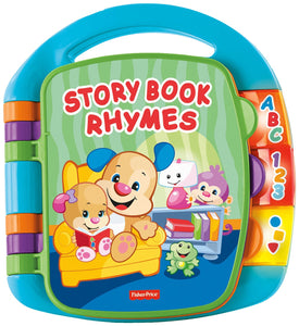Fisher Price Laugh & Learn® Storybook Rhymes - Momitall.net