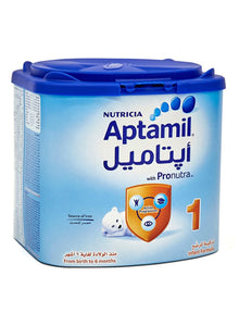 Aptamil with Pronutra Formulation Baby Milk - Momitall.net