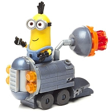 Fisher Price Mega Construx™ Despicable Me 3 Gru's Mini Vehicle - 6y+ - Momitall.net