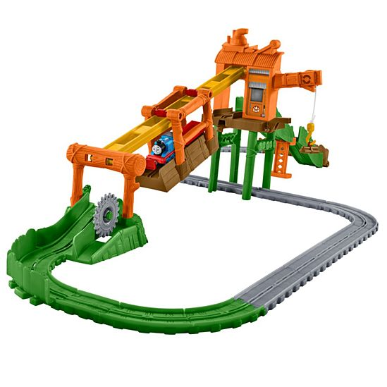 Fisher Price Thomas & Friends™ Thomas Adventures Misty Island Zip-Line - 3y+ - Momitall.net