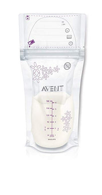Avent 180 ml/6oz Breast Milk Storage Bags