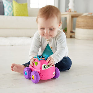 Fisher Price Press 'n Go Monster Truck - 1y+ - Momitall.net