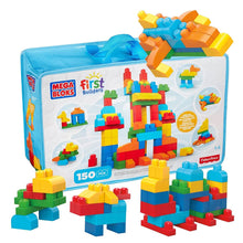 Fisher Price Deluxe Building Bag - 1y+ - Momitall.net