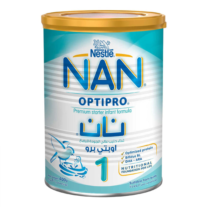 Nan 1 Optipro Starter Infant Formula Baby Milk - Momitall.net