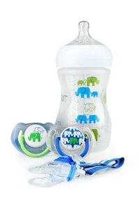 Avent Design Gift Set - Natural Blue or Pink