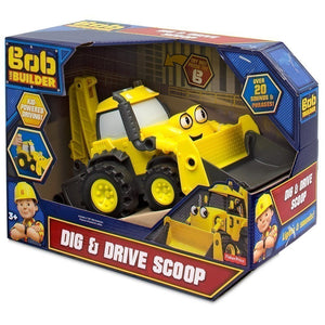 Fisher Price Bob the Builder™ Dig & Drive Scoop - 3y+ - Momitall.net