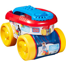 Fisher Price First Builders® Block Scooping Wagon - 1y+ - Momitall.net
