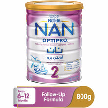 Nan 2 Optipro Follow Up Formula Baby Milk - Momitall.net