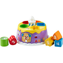 Fisher Price Laugh & Learn® Smart Stages™ Magical Lights Birthday Cake - Momitall.net