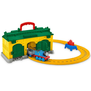 Fisher Price Thomas & Friends™ Collectible Railway Tidmouth Sheds - Momitall.net