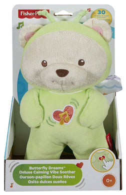 Fisher Price Butterfly Dreams Deluxe Calming - Momitall.net