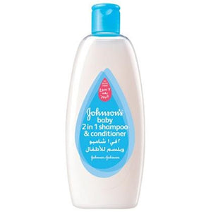 Johnson's Baby 2-in-1 Shampoo & Conditioner - Momitall.net