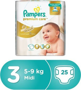 Pampers Premium Care Diapers 3 - Momitall.net