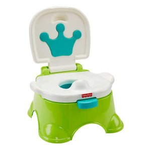 Fisher Price Royal Stepstool Potty - Momitall.net