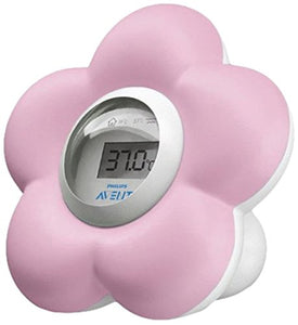 Baby Bath and Room Thermometer