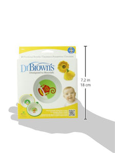 Dr Brown's Bowls 2-Pack