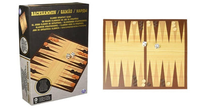 Cardinal Backgammon Classic Game